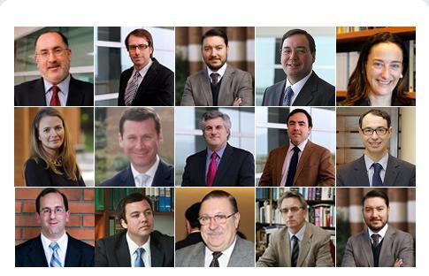 Nuevos nombramientos y directores de Departamento