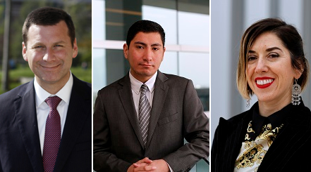 Profesores de la Facultad de Derecho se adjudican proyectos Fondecyt