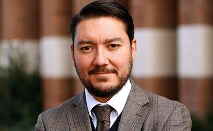 Alejandro Miranda es el nuevo vicedecano de Alumnos de la Facultad de Derecho