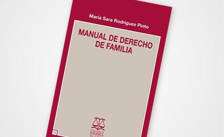 """Profesora María Sara Rodriguez publica libro """"Manual de Derecho de Familia"""""""