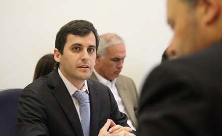 Maximiliano Silva aprobó su defensa de tesis del Magíster en Derecho Público