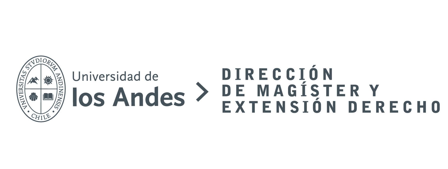 Dirección de Magíster y Extensión de la Facultad de Derecho