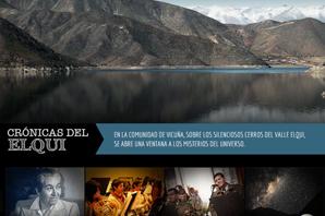 Crónicas del Elqui, proyecto multimedia 2014 de la Facultad de Comunicación de la Universidad de los Andes