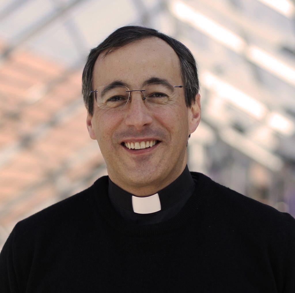 Padre Sebastián Urruticoechea