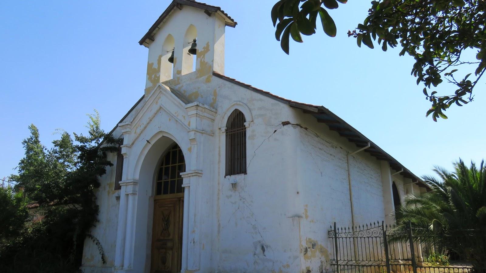 Monasterio Santa Clara. Monjas Clarisas. Puente Alto.