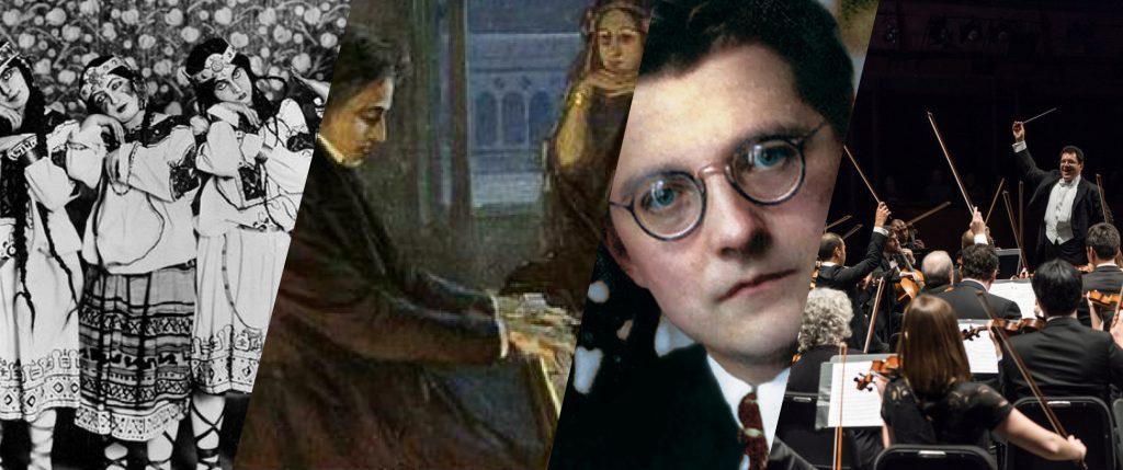 Cuatro miradas sobre 200 años de música