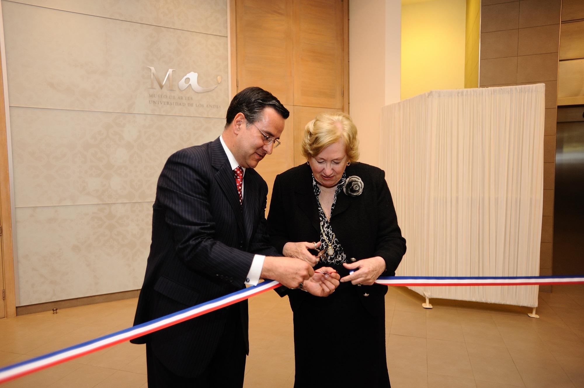 Inauguración del Museo de Artes UANDES