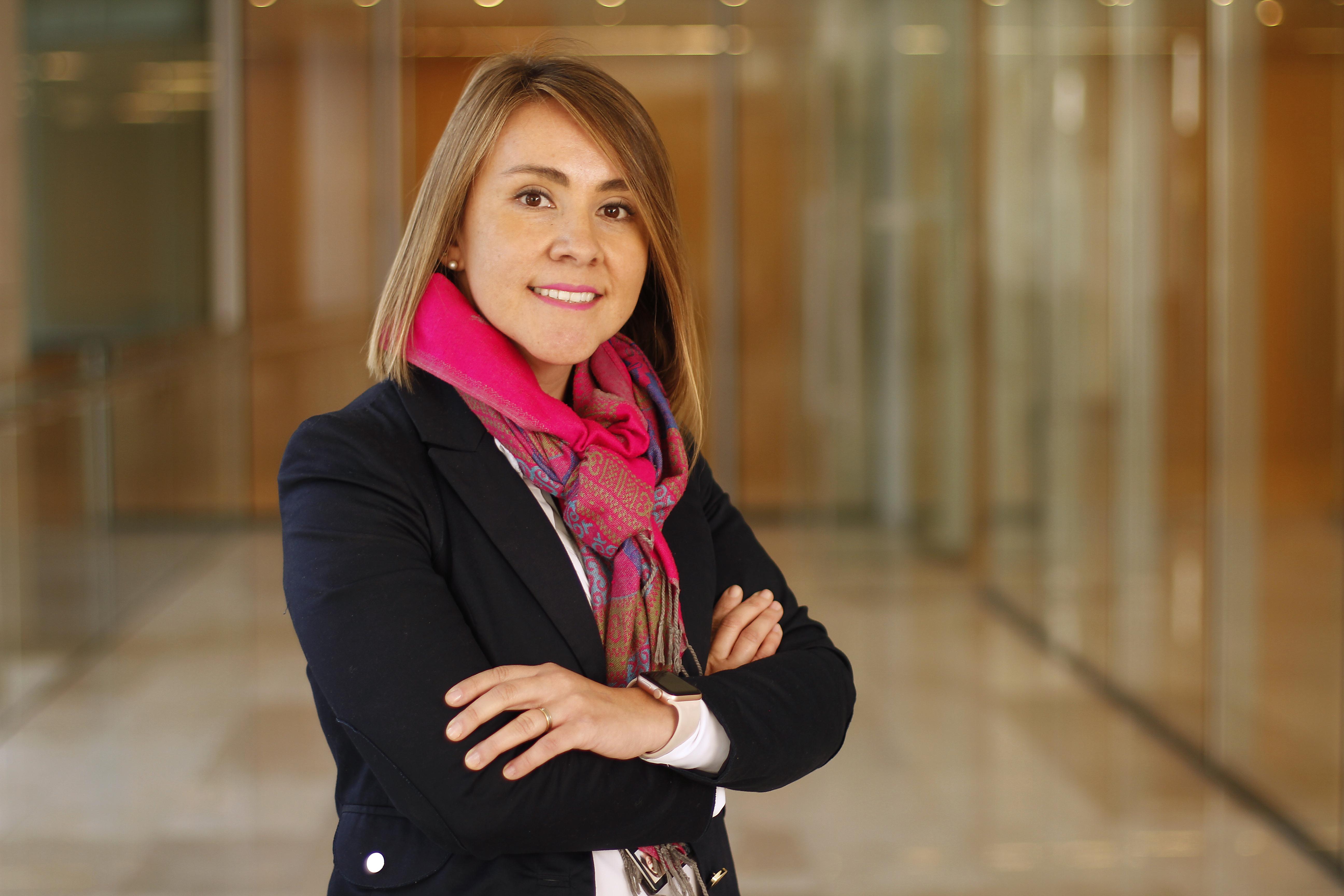 Elizabeth Victoria Cáceres Díaz